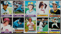 Baseball Cards:Sets, 1979 Topps Baseball Complete Set (726). ...