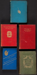 Books:Art & Architecture, [H.C. Marillier]. Group of Five Titles on the British and Scottish Schools of Painting... (Total: 5 Items)