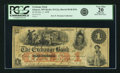 Obsoletes By State:Minnesota, Glencoe, MN - Exchange Bank $1 Oct. 5, 1858 MN-35 G2a, HewittB140-D1b. PCGS Very Fine 20 Apparent.. ...