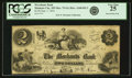 Obsoletes By State:Minnesota, Mankato City, MN - Merchants Bank $2 Sept. 1, 1854 MN-75 G4, HewittA160-D2-3, Durand MNT-2. PCGS Very Fine 25.. ...
