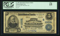 National Bank Notes:Tennessee, Harriman, TN - $5 1902 Plain Back Fr. 608 The First NB Ch. #(S)12031. ...
