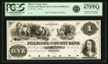 Obsoletes By State:Minnesota, Preston, MN - Fillmore County Bank $1 18__ MN-103 G2, HewittB480-D1a. Proof. PCGS Superb Gem New 67PPQ.. ...