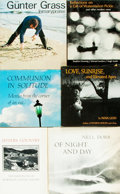 Books:Photography, [Photography/Poetry]. Group of Six Titles. Various publishers and dates.... (Total: 6 Items)