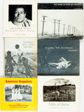 Books:Americana & American History, [Americana/Photography]. Group of Six Books. Various publishers anddates. ... (Total: 6 Items)