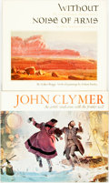 Books:Americana & American History, Walt Reed. John Clymer. An artist's rendezvous with thefrontier west. [together with:] Walter Briggs. W... (Total:2 Items)