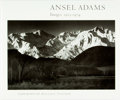Books:Photography, Ansel Adams. Images 1923-1974. Foreword by Wallace Stegner. Boston: New York Graphic Society, [1974]. First edit...
