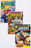 Modern Age (1980-Present):Superhero, Daredevil Box Lot (Marvel, 1974-95) Condition: Average NM-....