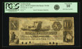 Obsoletes By State:New Hampshire, Dover, NH - Strafford Bank $10 Jan. 4, 1847 NH-75 G56. PCGS Very Good 10.. ...