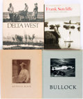 Books:Photography, [Photography]. Group of Four Titles. Various publishers and dates. ... (Total: 4 Items)