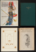 Books:Biography & Memoir, Four Books By or About Charles Ricketts, including Pages onArt. London: Constable and Company Ltd, 1913. ... (Total: 4Items)