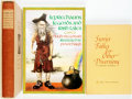 Books:Children's Books, [Children's Literature/Adult Fiction]. Pair of Books about Fables[together with:] Stories, Fables & Other Diversions...(Total: 3 Items)