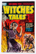 Golden Age (1938-1955):Horror, Witches Tales #16 (Harvey, 1952) Condition: VF-....