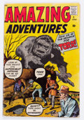 Silver Age (1956-1969):Horror, Amazing Adventures #1 (Marvel, 1961) Condition: GD-....
