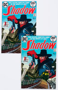 Bronze Age (1970-1979):Miscellaneous, The Shadow #1 Group of 2 (DC, 1973).... (Total: 2 Comic Books)
