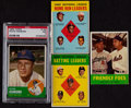 Baseball Cards:Lots, 1963 Topps Baseball Collection (253). ...