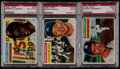 Baseball Cards:Sets, 1956 Topps Baseball Near Set With Checklists (340/342). ...