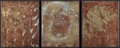 Fine Art - Painting, American:Other , Jamie Labar, Artist. TRIPTYCH. Mixed Media. 10 x 8-1/4inches (25.4 x 21.0 cm). ...