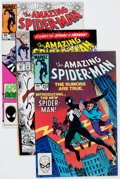 Modern Age (1980-Present):Superhero, The Amazing Spider-Man Box Lot (Marvel, 1984-92) Condition: AverageVF....