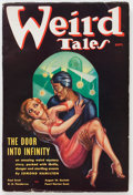 Pulps:Horror, Weird Tales - August-September '36 (Popular Fiction, 1936) Condition: VG+....