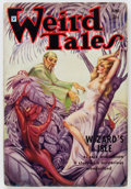 Pulps:Horror, Weird Tales - June '34 (Popular Fiction, 1934) Condition: VG....