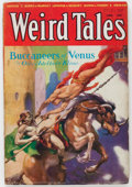 Pulps:Horror, Weird Tales - January '33 (Popular Fiction, 1933) Condition: VG....