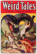Pulps:Horror, Weird Tales - December '32 (Popular Fiction, 1932) Condition:VG....