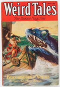 Pulps:Horror, Weird Tales - November '32 (Popular Fiction, 1932) Condition:VG/FN....