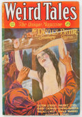 Pulps:Horror, Weird Tales - February '32 (Popular Fiction, 1932) Condition:GD/VG....