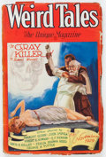 Pulps:Horror, Weird Tales - November '29 (Popular Fiction, 1929) Condition:GD....