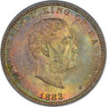 Coins of Hawaii, 1883 25C Hawaii Quarter MS66 PCGS. CAC....