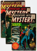 Silver Age (1956-1969):Horror, Adventure Into Mystery #1-8 Complete Run Group (Atlas, 1956-57)....(Total: 8 Comic Books)