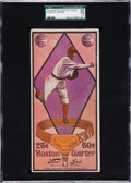 Baseball Cards:Singles (Pre-1930), 1914 H813-2 Boston Garter Charlie Herzog SGC 20 Fair 1.5. ...