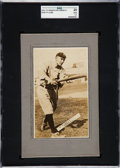 Baseball Cards:Singles (Pre-1930), 1911 T5 Pinkerton Cabinets Ty Cobb (Batting) #169 SGC 20 Fair 1.5....