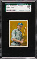 Baseball Cards:Singles (Pre-1930), 1911-14 D304 Martens Bakery Ty Cobb SGC 30 Good 2 - The Only SGCExample! ...