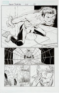 Original Comic Art:Panel Pages, John Romita Jr. and Scott Hanna Amazing Spider-Man #508 Page 12 Original Art (Marvel, 2004)....