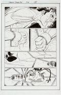 Original Comic Art:Panel Pages, John Romita Jr. and Scott Hanna Amazing Spider-Man #508 Page 13 Original Art (Marvel, 2004)....