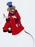 Animation Art:Production Cel, An American Tail Honest John Production Cel (Amblin/Bluth,1986)....