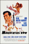 """Movie Posters:Action, Murderers' Row (Columbia, 1966). One Sheet (27"""" X 41""""). Action....."""