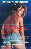"""Movie Posters:Adult, Insatiable (Miracle Films, 1980). Poster (23.25"""" X 37""""). Adult.. ..."""