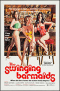 "Movie Posters:Sexploitation, The Swinging Barmaids (Premiere Releasing, 1975). One Sheets (50)(27"" X 41"") and Posters (20) (23.5"" X 35""). Sexploitation....(Total: 70 Items)"