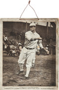 Baseball Collectibles:Others, Possibly Unique Circa 1910 W. D. Schmidt & Company Tailors EdWalsh Premium. ...