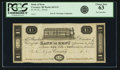 Obsoletes By State:Rhode Island, Coventry, RI - Bank of Kent $1.50 18__ RI-60 G11, Durand 242. Proof. PCGS Choice New 63.. ...