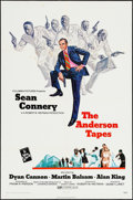 """Movie Posters:Crime, The Anderson Tapes & Others Lot (Columbia, 1971). One Sheets(165) (27"""" X 41""""), Mini Lobby Cards (78), Photos (24) (approx. ...(Total: 273 Items)"""