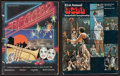 Basketball Collectibles:Programs, 1979 and 1982 NCAA Final Four Historic Programs (2) - Magic/Birdand Michael Jordan....