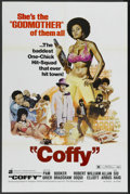 "Movie Posters:Blaxploitation, Coffy (American International, 1973). One Sheet (27"" X 41"").Blaxploitation. ..."