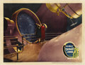 "Movie Posters:Science Fiction, Things to Come (United Artists, 1936). Lobby Card (11"" X 14""). ..."