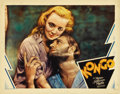 "Movie Posters:Horror, Kongo (MGM, 1932). Lobby Cards (2) (11"" X 14""). ... (Total: 2 Items)"