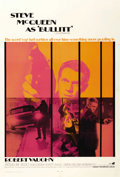 "Movie Posters:Action, Bullitt (Warner Brothers, 1968). International One Sheet (27"" X41""). ..."