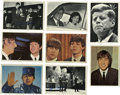 Miscellaneous Collectibles:General, 1964-1965 Beatles and Miscellaneous Non-Sports Group Lot of 70.Group consists of mostly Topps Beatles cards - (7) Beatles D...