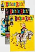 Silver Age (1956-1969):Humor, Richie Rich File Copy Group of 68 (Harvey, 1965-69) Condition: Average VF/NM.... (Total: 68 Comic Books)